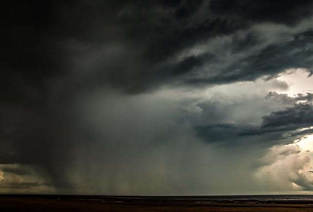Storm With Heavy Rain