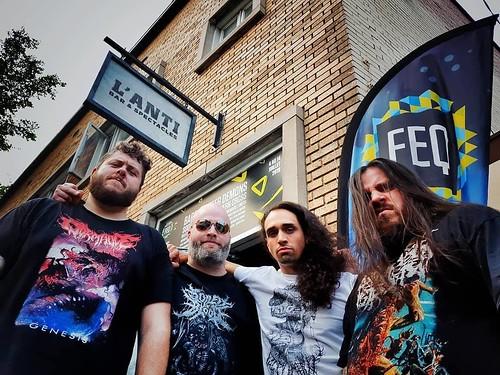 加拿大殘死 NecroticGoreBeast 釋出新曲影音 Ripped Entrails Baptism 1