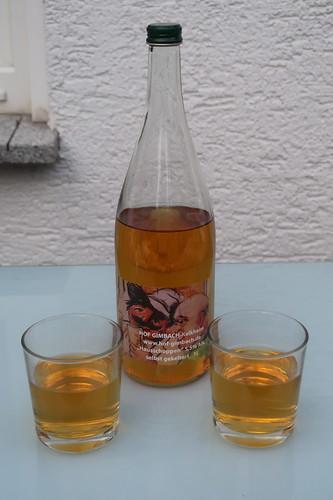 Apfelwein vom Gimbacher Hof