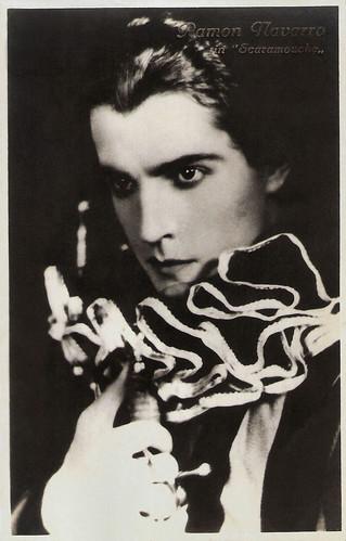 Ramon Novaro in Scaramouche (1923)