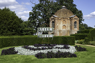 Summerhouse at the Vyne