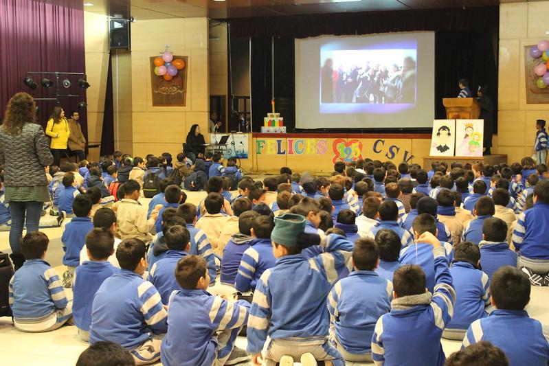 Inauguración de la Semana Salesiana 2019