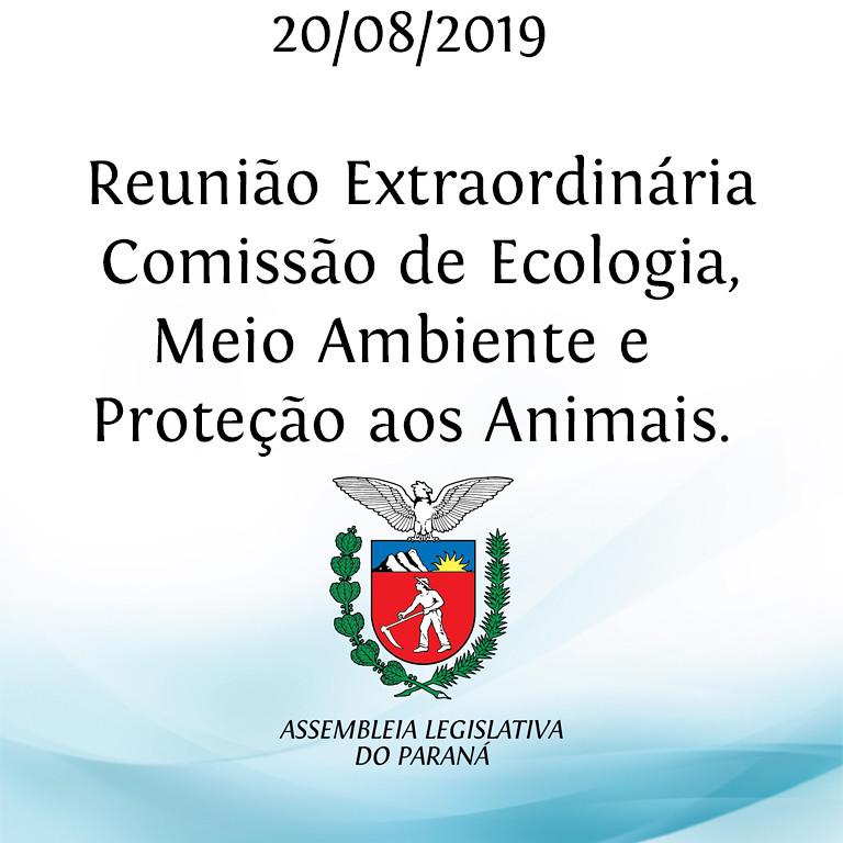 novo álbumComissão de Ecologia, Meio Ambiente e Proteção aos Animais. 20/08/2019