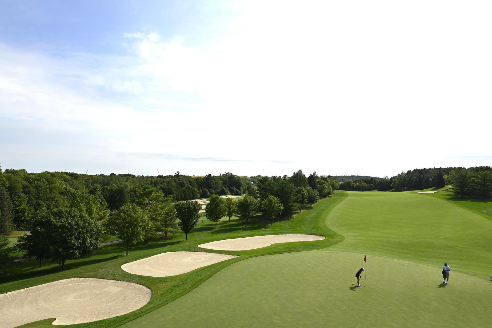 Bernard Brault,  Golf Canada ©2019