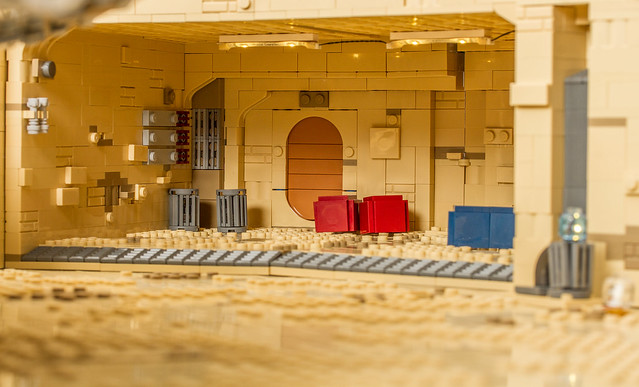 Tatooine Docking Bay 94