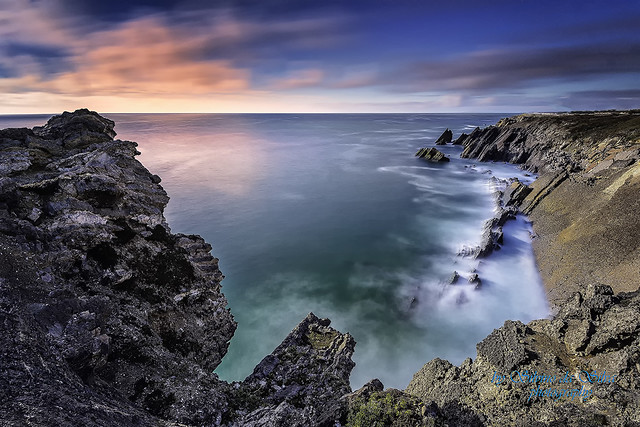 Seascape in S. Pedro de Moel. Marinha Grande, Leiria