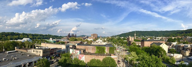 Downtown Bethlehem, PA
