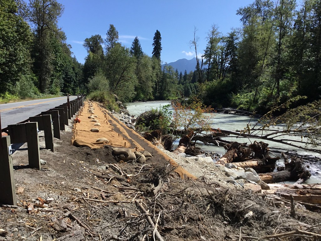 Bank stabilization project complete | On Thursday, Aug  15