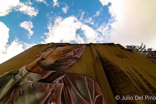 Urban art in Belfast