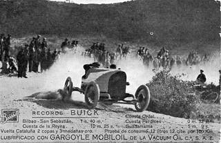 1906 Buick Race Car (Spain)