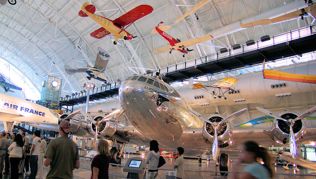 Steven F. Udvar-Hazy Center,   Washington DC