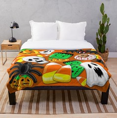 NEW! :jack_o_lantern: #Halloween #Spooky #Candies #Party #design :point_right: https://rdbl.co/2P2qfsr :jack_o_lantern:  #Design by #BluedarkArt :jack_o_lantern:  Check out the #Shop :point_right: www.redbubble.com/people/bluedarkart :jack_o_lantern:  <>▪