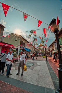 A different perspective of Arab street (still about Singapore)