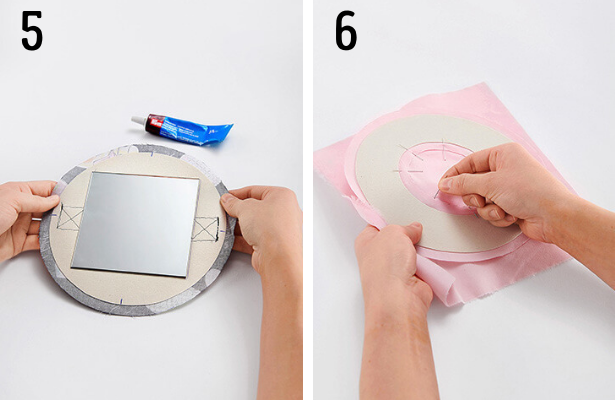 Perfume Bag DIY Steps 5 6