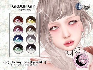 (pc) Dreamy Eyes [Group Gift / August 2019]