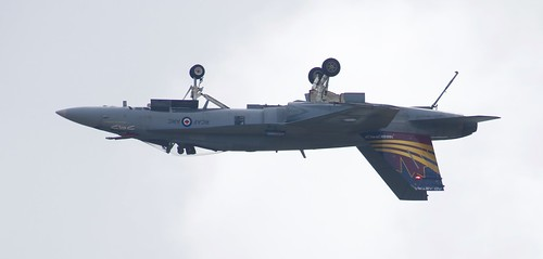 RCAF F/A-18  2019 Abbotsford International Airshow, (YXX)  one wet day.