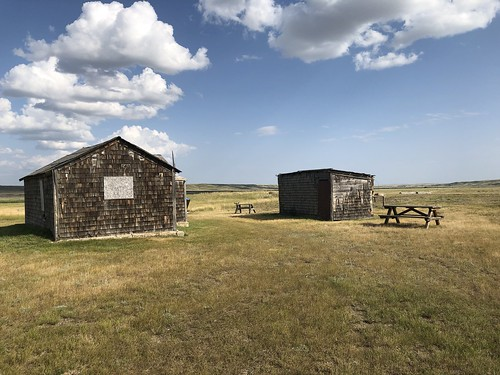 Grasslands National Park West Block - Walt Larson Homestead 3