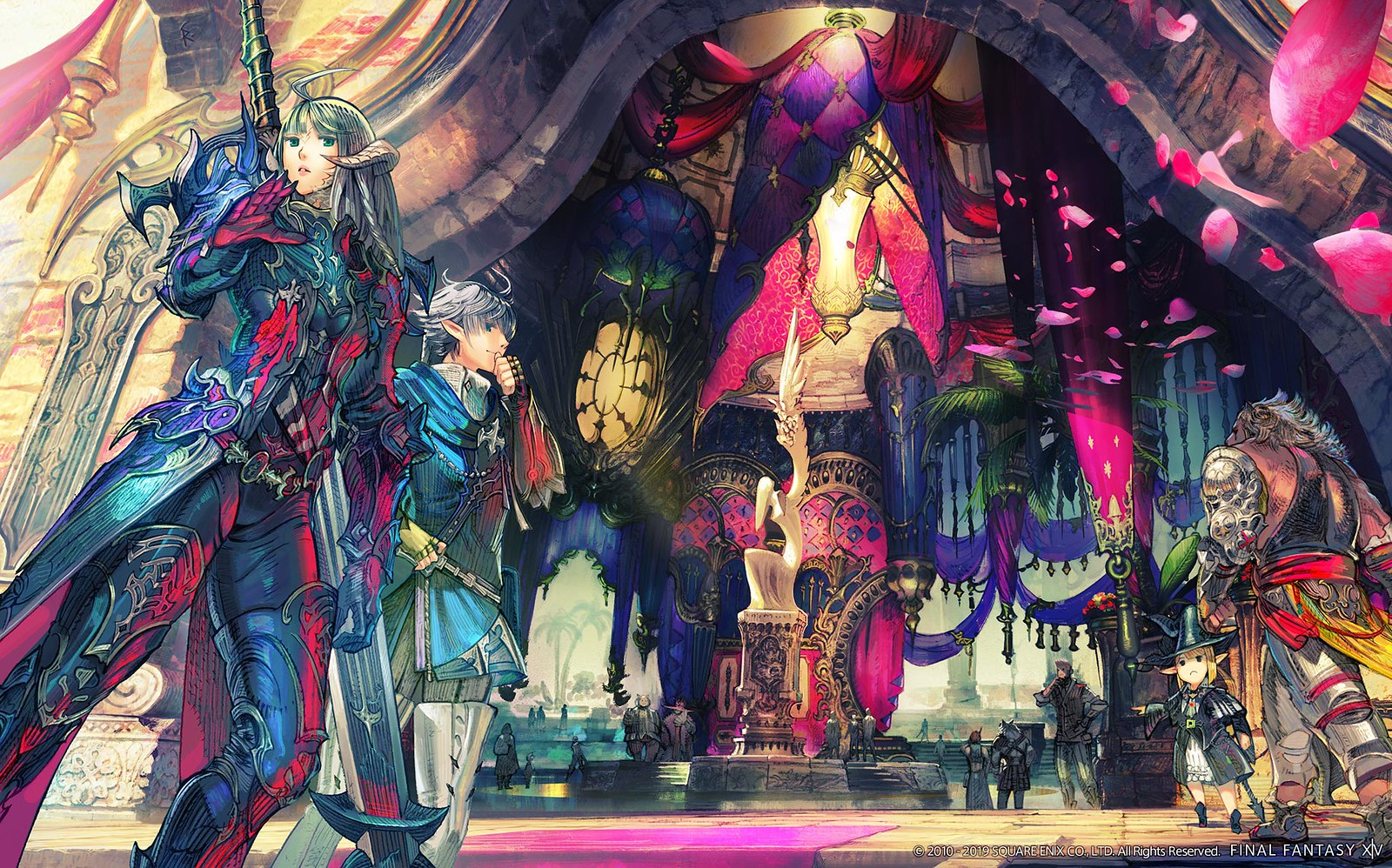 Editors' Choice: FFXIV Shadowbringers Takes the MMO to New