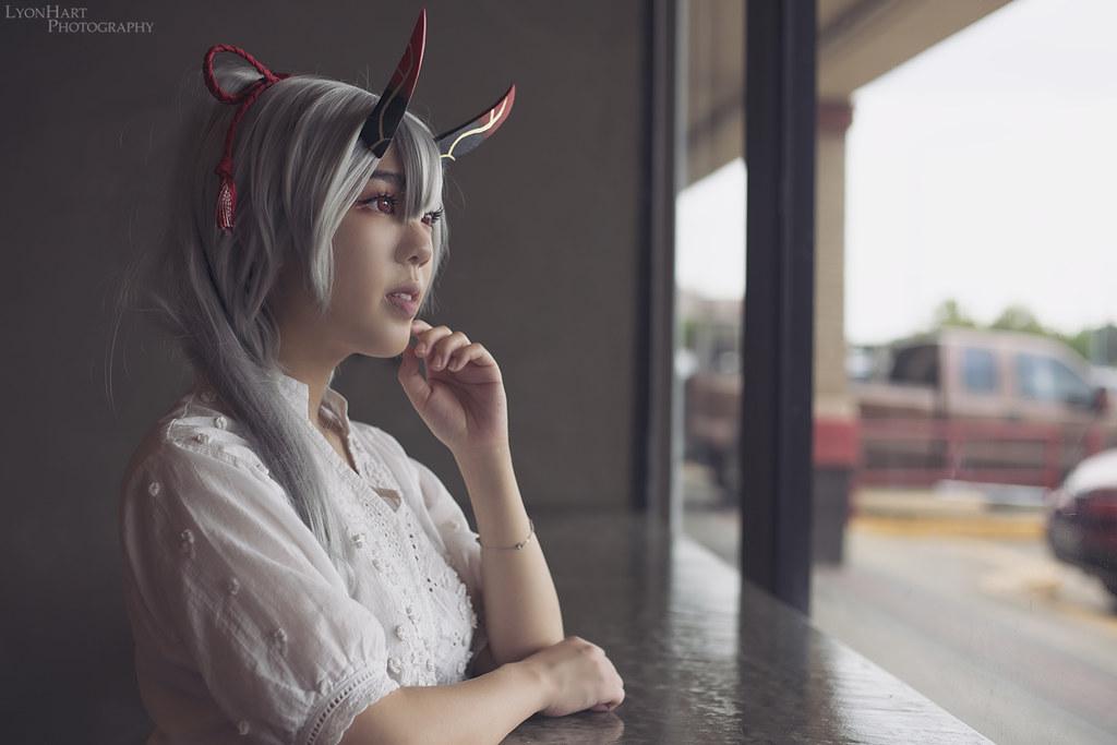 Tomoe Gozen - Fate Series Casual Cosplay Shoot