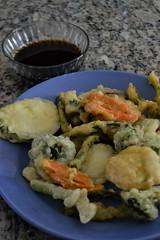Vegetable Tempura (Vegan)