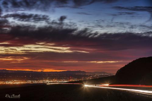 night sunset clouds sky color transmountainroad elpaso texas southwest landscape longexposure sonya7iii sigmamc11 canonef70200mmf28lisiiusm