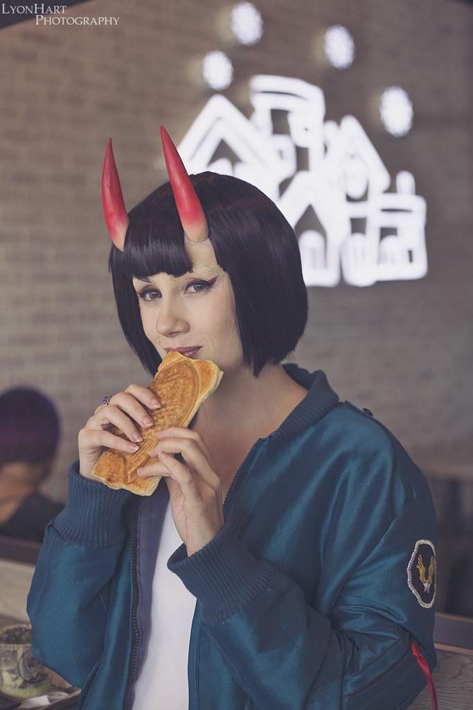 Shuten Doji - Fate Series Casual Cosplay Shoot