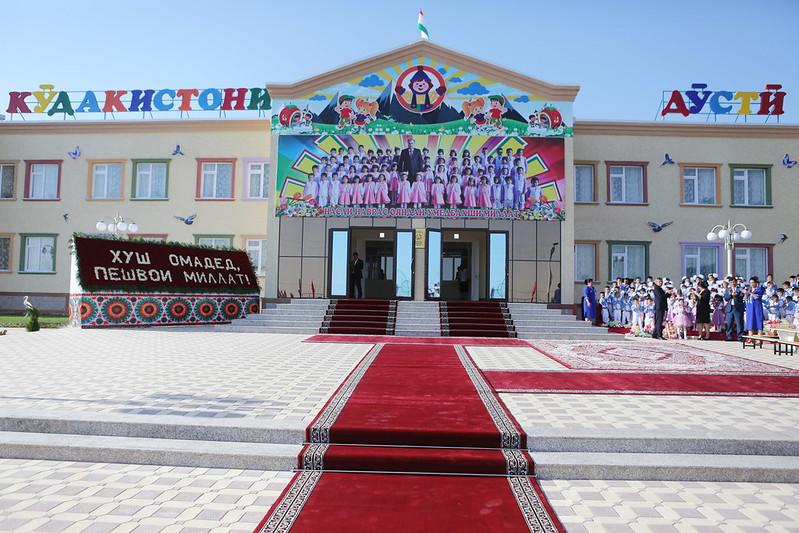 Ифтитоҳи Боғчаи кӯдакон дар ноҳияи Деваштич   21.08.2019