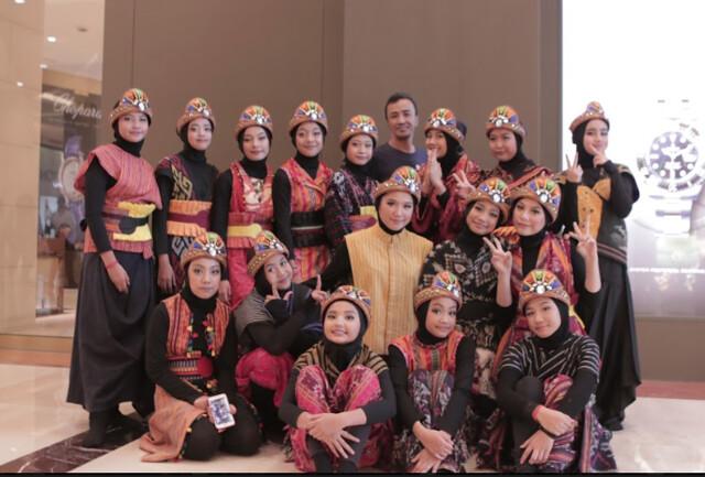 Kelompok Tari Jeumpa Ratoh Jaroe