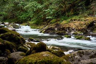 The Salmon River | by Obsidianphotog