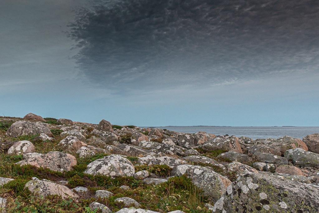 The shores at Brattestø, Hvaler