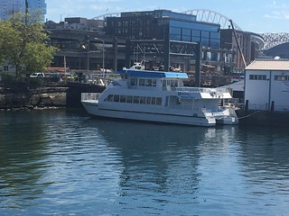 King County Water Taxi Seattle