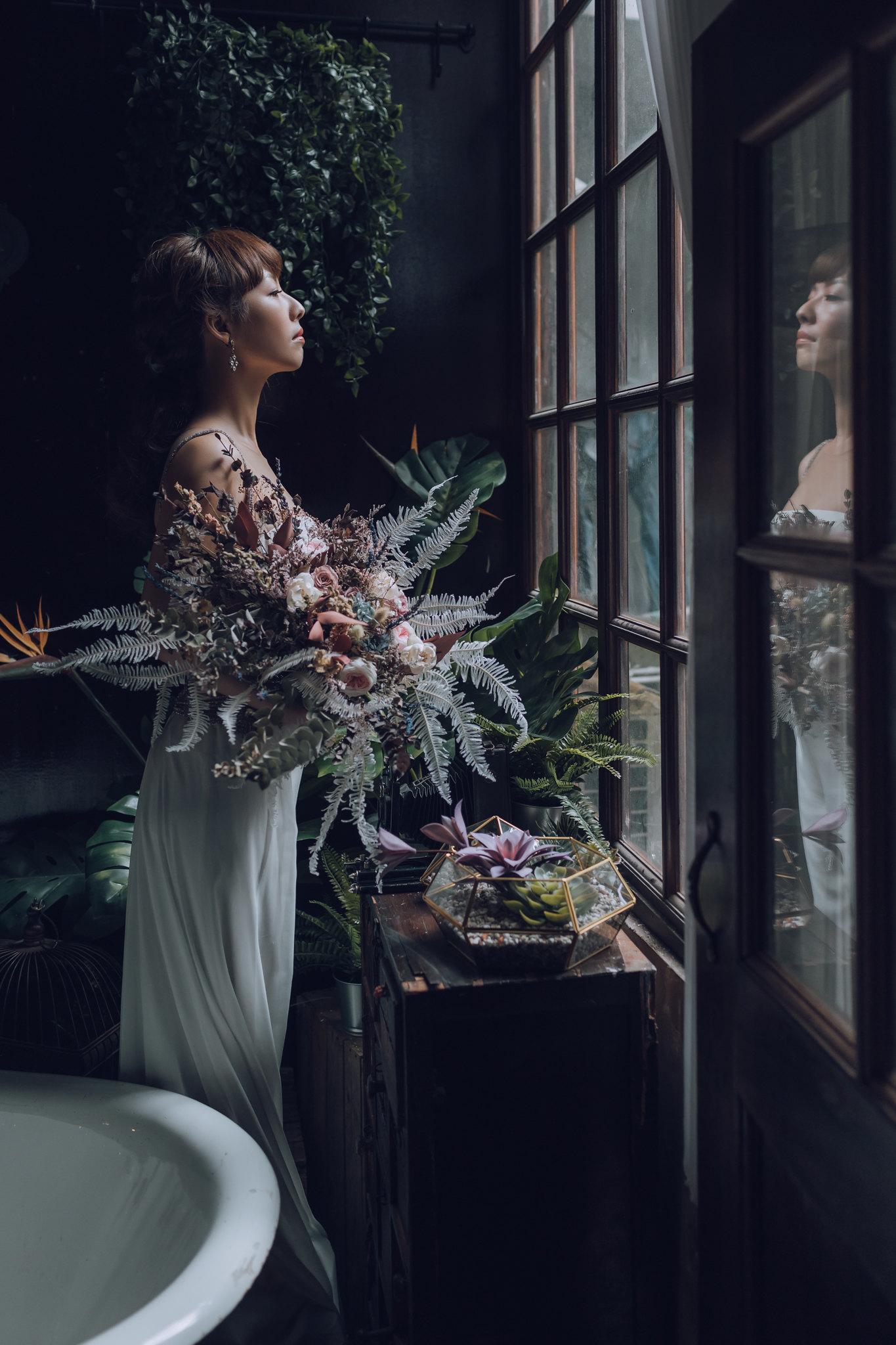 自助婚紗 Alan & 詩婉 | 攝影師 Eric Yeh | 良大攝影工作室