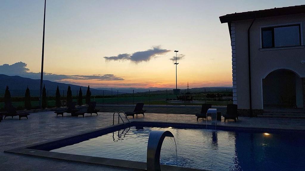 Domeniile Panciu Winery & Resort