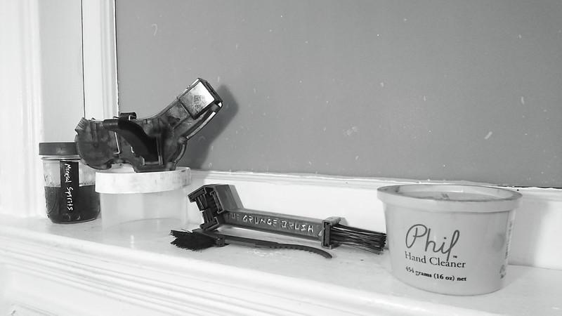 Drivetrain Cleaning Tools