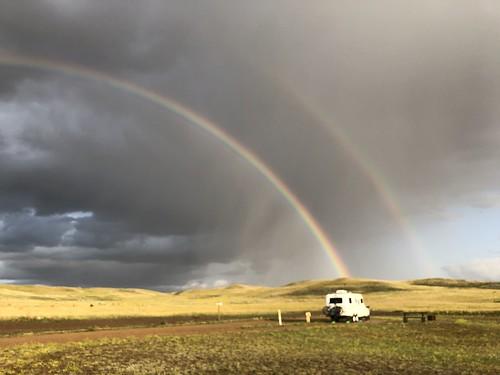 Grasslands East Block - Double Rainbow