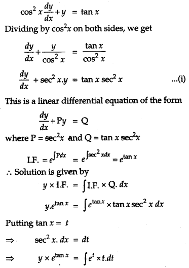 CBSE Previous Year Question Papers Class 12 Maths 2011 Delhi 39