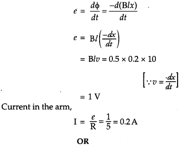 CBSE Previous Year Question Papers Class 12 Physics 2013 Outside Delhi 17