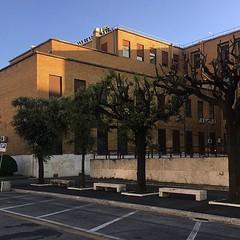 #Buongiorno Sapienza con una foto dell'Edificio di Chimica di @barbaraloshv