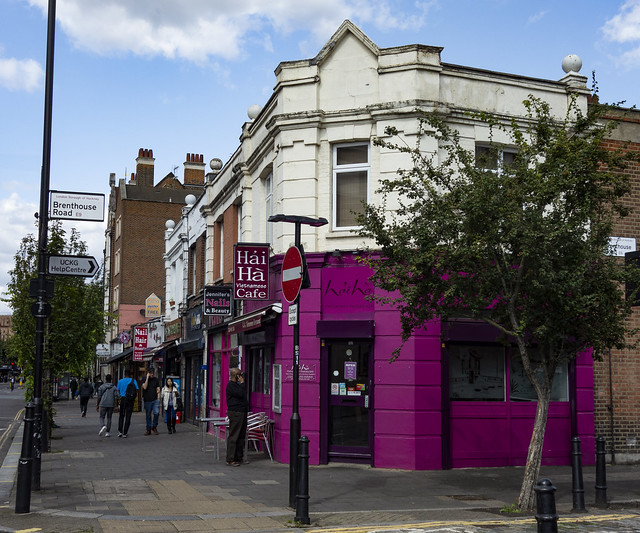 Mare Street, Hackney