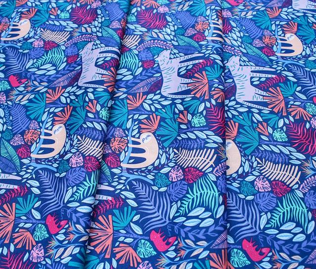 Art Gallery Fabrics Selva Junglen Jolly