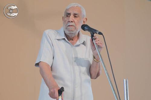 Rev KR Chadha Ji, Chairman, CPAB