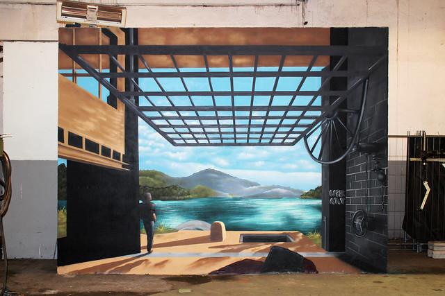 Landscape by WIZ ART