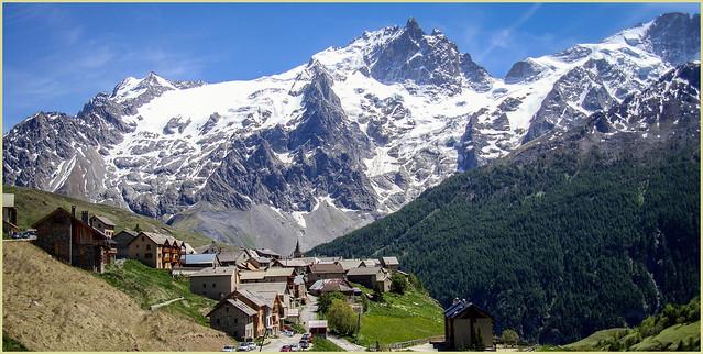 La Meige (3984m)