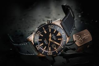 DAVOSA Argonautic Bronze Limited Edition, Ref. 161.581.45