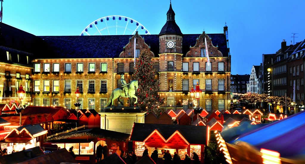 Stedentrip in november: kerstmarkt in Düsseldorf | Mooistestedentrips.nl
