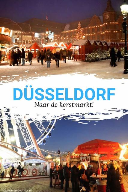 Kerstmarkt in Düsseldorf: alle tips voor een winterse stedentrip Düsseldorf | Mooistestedentrips.nl