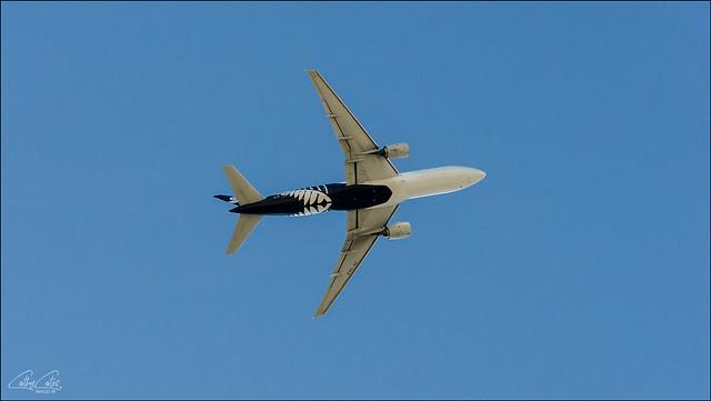 Air New Zealand ZK-OKA-Adl-Auckland