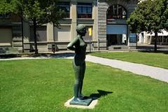 'Frau', Alis Guggenheim, 1928, Zürich