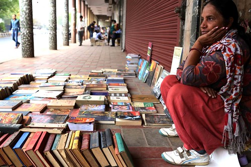 City Heritage - Daryaganj's Sunday Book Bazaar, Central Delhi