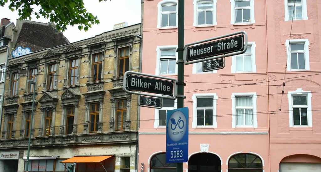 Düsseldorf in een dag: bezoek Bilk | Mooistestedentrips.nl